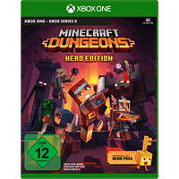 XBO ONE GAME MINECRAFT DUNGEON - [Xbox One & Xbox Series X|S]