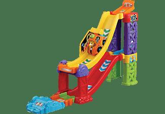 VTECH Tut Tut Baby Flitzer - Actionrampe Spielset, Mehrfarbig