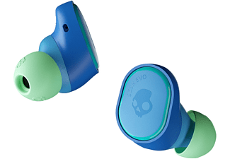 SKULLCANDY Sesh EVO, In-ear True Wireless Kopfhörer Bluetooth Blau