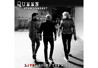 Queen + Adam Lambert - Live Around The World (Vinyl LP (nagylemez))