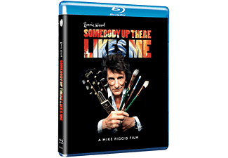 Ronnie Wood - Somebody Up There Likes Me  - (Blu-ray)
