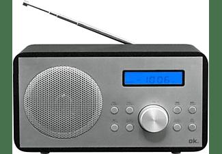 OK. Radio OWR 240 B-BT, schwarz