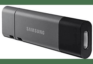 SAMSUNG Duo Plus USB-Stick, 256 GB, 400 MB/s, Schwarz