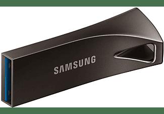 SAMSUNG Bar Plus USB-Stick, 128 GB, 300 MB/s, Titan Grau