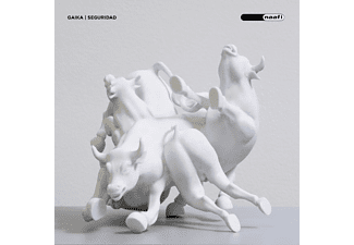Gaika - SEGURIDAD (WHITE VINYL)  - (Vinyl)