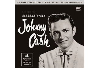 Johnny Cash - ALTERNATIVELY  - (Vinyl)