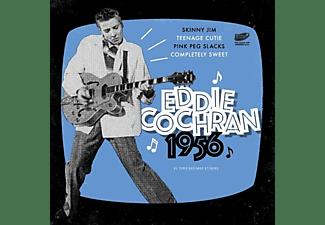 Eddie Cochran - 1956 EP (Coloured Vinyl)  - (Vinyl)