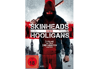 Skinheads und Hooligans-Box Edition (3 DVDs) DVD