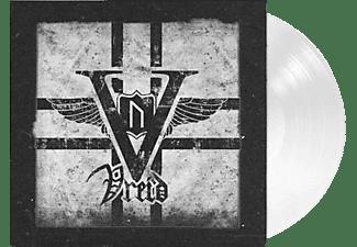 Vreid - V (WHITE VINYL EDITION)  - (Vinyl)