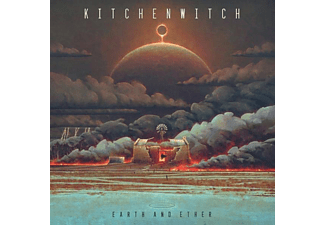 Kitchen Witch - Earth And Ether (Lim.Gtf.Gold Vinyl)  - (Vinyl)