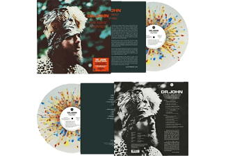 Dr. John - THE NIGHT TRIPPER (LIM.VOODOO SPLATTER VINYL)  - (Vinyl)
