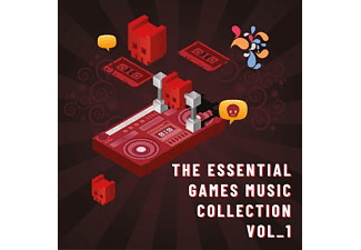London Music Works - THE ESSENTIAL GAMES MUSIC COLLECTION 1  - (Vinyl)