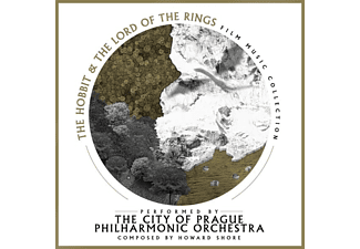 The City Of Prague Philharmonic Orchestra - THE HOBBIT & THE LORD OF THE RINGS  - (Vinyl)