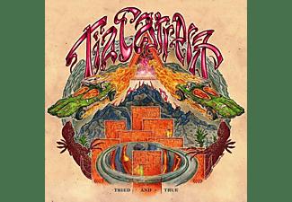 Tia Carrera - Tried And True (Lim.Gtf.Acid Green Marbled LP)  - (Vinyl)