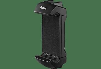 HAMA 2in1 Pro Stativ-Handy-Halterung, Schwarz, Höhe offen bis 17.5 cm