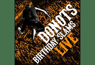 Donots - BIRTHDAY SLAMS (LIVE/COLOURED IM GATEFOLD 180G)  - (Vinyl)