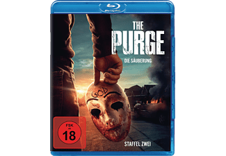 The Purge - Die Säuberung - Staffel 2 Blu-ray