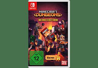 Minecraft Dungeons - [Nintendo Switch]