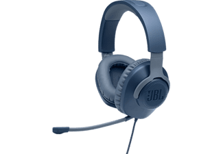 JBL Gaming headset 100 Blauw