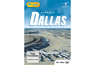 PC/Mac - XPlane 11: Airport Dallas (Add-on) /D