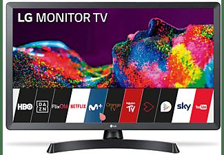 """TV LED 28"""" - LG 28TN515S-PZ, HD, WiFi, Miracast, WiDi, 5ms, 10 W, Triple XD-Engine, DVB-T2/C/S2, HDMI, Negro"""