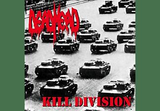 Dead Head - KILL DIVISION  - (Vinyl)