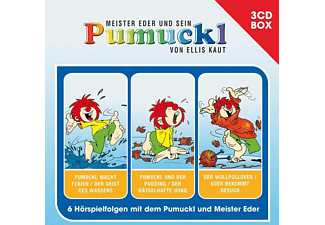 Pumuckl - Pumuckl-3-CD Hörspielbox Vol.2  - (CD)