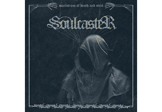 Soulcaster - Maelstrom Of Death And Steel  - (Vinyl)