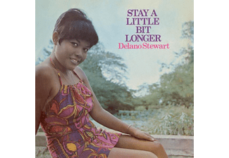 Delano Stewart - STAY A LITTLE BIT LONGER  - (CD)
