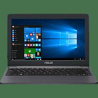 ASUS VivoBook E12 E203NA-FD084TS, Notebook mit 11,6 Zoll Display, Celeron® Prozessor, 4 GB RAM, 64 GB eMMC, Intel® HD Grafik 500, Star Grey