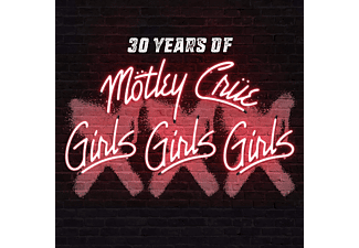 Mötley Crüe - XXX: 30 Years Of Girls, Girls, Girls (CD + DVD)