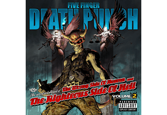 Five Finger Death Punch - The Wrong Side Of Heaven And The Righteous Side Of Hell - Volume 2 (Vinyl LP (nagylemez))