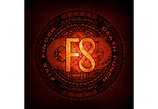 Five Finger Death Punch - F8 (CD)