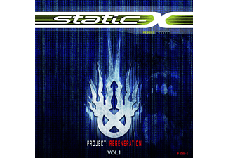Static-X - Project: Regeneration - Vol. 1 (Vinyl LP (nagylemez))