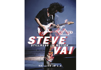Steve Vai - Stillness In Motion: Vai Live In L.A. (Blu-ray)