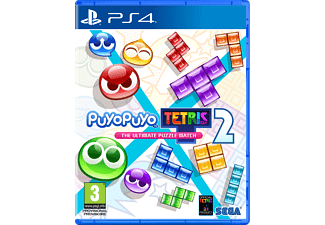 Puyo Puyo Tetris 2 Limited Edition NL/FR PS4