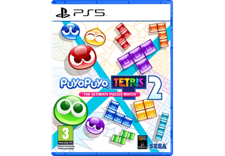 SEGA Puyo Puyo Tetris 2 Limited Edition NL/FR PS5