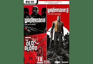 Wolfenstein: Triple Pack (International Version) - [PC]