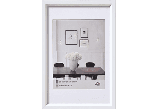 WALTHER Steel Style (10x15 cm, Weiß)