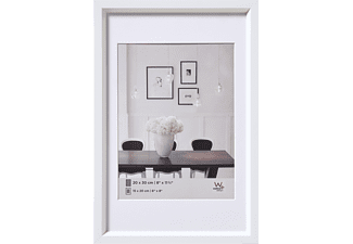 WALTHER Steel Style (13x18 cm, Weiß)