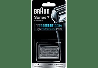 Cabezal De Recambio - Braun, Series 7 70S Para Afeitadora Eléctrica Hombre, Plata
