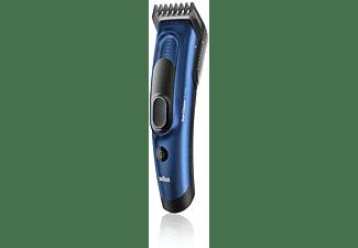 Máquina de cortar pelo - Braun, HC 5030, cortapelos con 17 longitudes, azul
