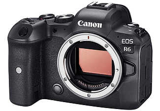 Cámara EVIL - Canon EOS R6, Cuerpo, 20.1 megapixel, CMOS, 7.5 cm, Digic X, WiFi, Vídeo 4K, Negro