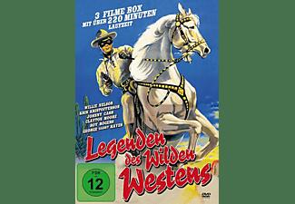 Legenden des Wilden Westens DVD