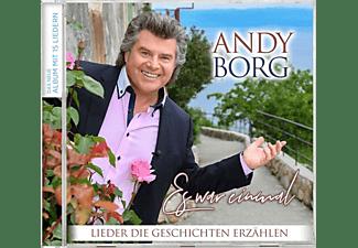 Andy Borg - Es war einmal-Lieder die Geschichten erzählen  - (CD)