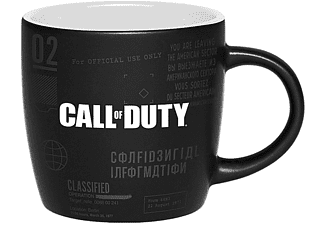 """Call of Duty: Cold War Two Colored Mug """"Top Secret Documents"""""""
