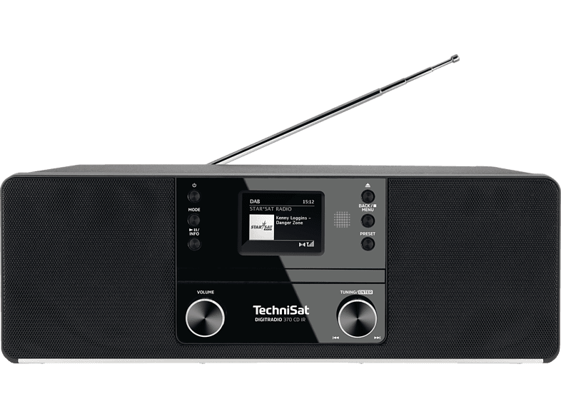 TechniSat DigitRadio 370 CD IR