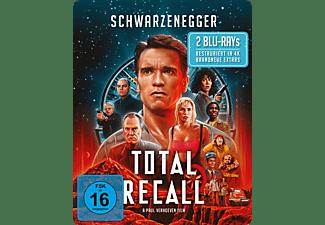 Total Recall - Die totale Erinnerung Blu-ray