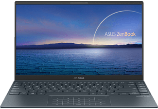 ASUS ZenBook 14 UX425 UX425JA-HM311T, Notebook mit 14 Zoll Display, Core™ i5 Prozessor, 16 GB RAM, 512 GB SSD, 32 GB SSD, Intel® UHD Grafik, Pine Grey