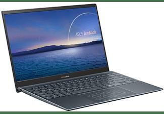 ASUS ZenBook 14 UX425 UX425JA-HM311T, Notebook mit 14 Zoll Display, Intel® Core™ i5 Prozessor, 16 GB RAM, 512 GB SSD, 32 GB SSD, Intel® UHD Grafik, Pine Grey